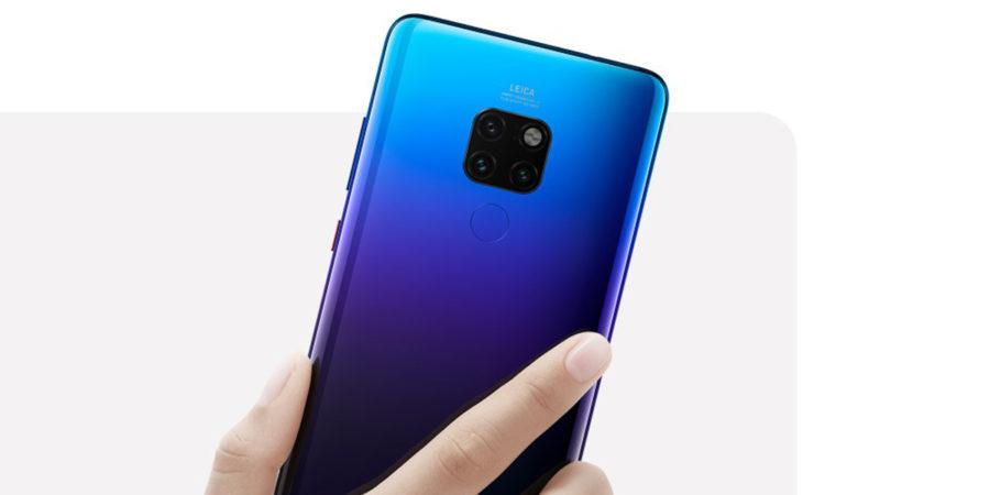 Камера Huawei Mate 20