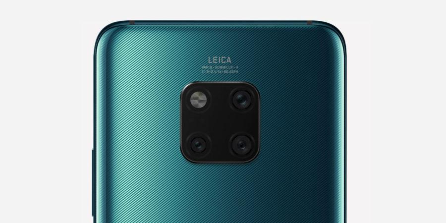 Камера Huawei Mate 20 Pro