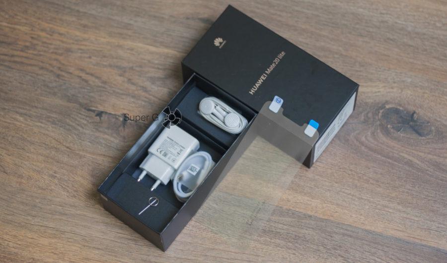 Комплект Huawei Mate 20 Lite