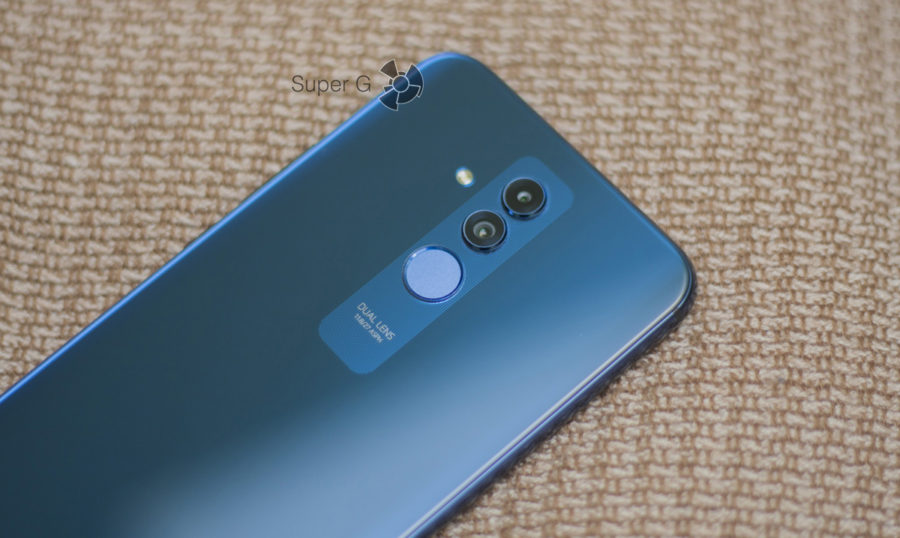 Процессор Huawei Mate 20 Lite