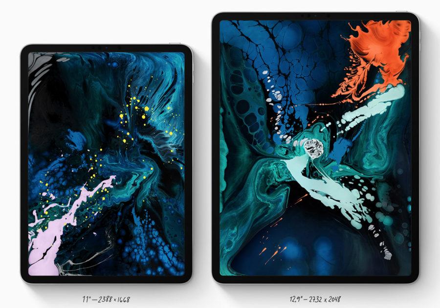 iPad Pro 11 and iPad Pro 12.9