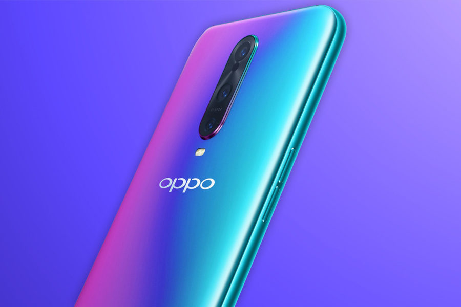 Камера Oppo RX17 Pro