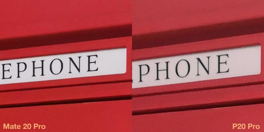Сравнение камер Huawei Mate 20 Pro (справа) и Huawei P20 Pro (слева) - в помещении (1.1)