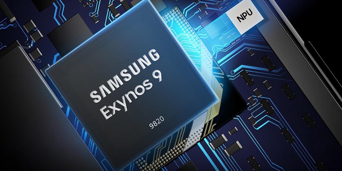 Теперь мы всё знаем про процессор Samsung Galaxy S10