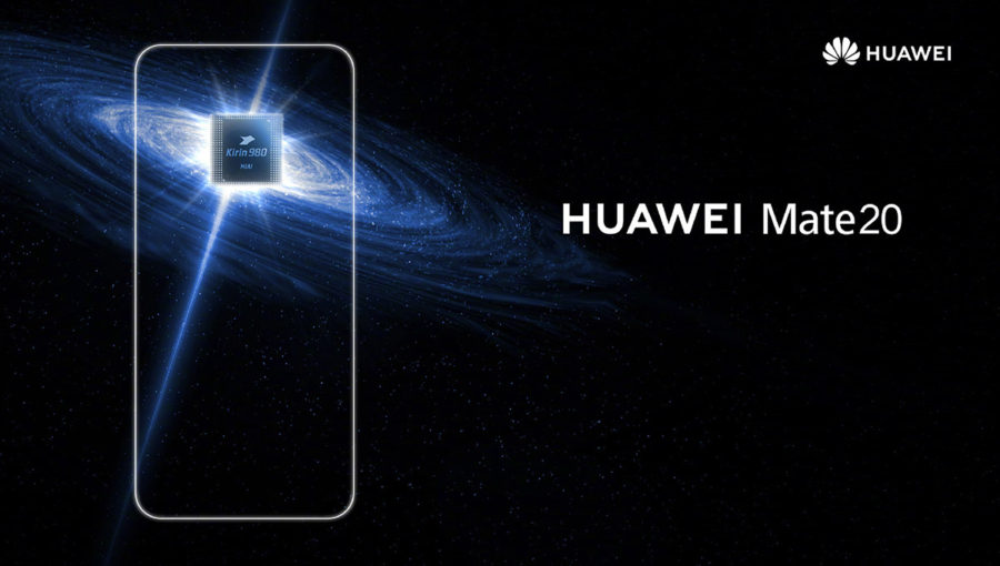 Huawei Mate 20 с процессором Kirin 980