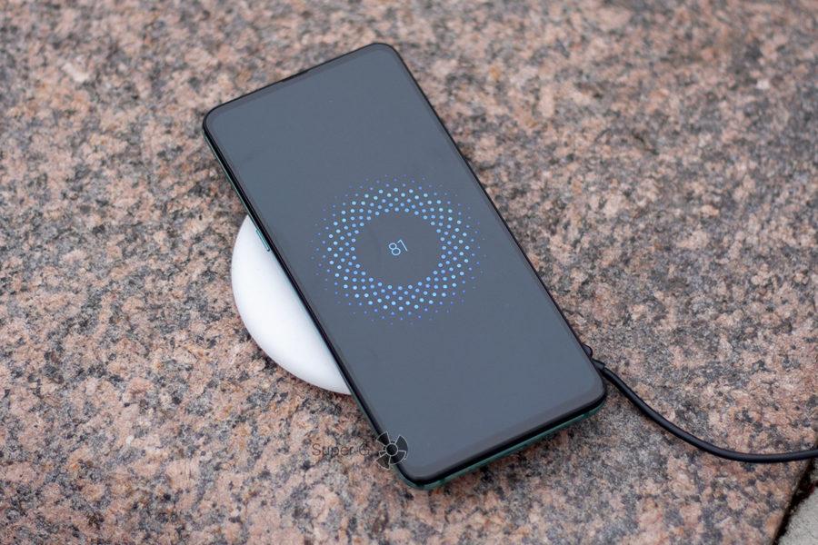 Беспроводная зарядка Xiaomi Mi MIX 3
