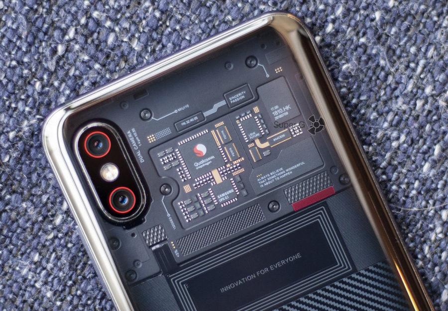 Характеристики Xiaomi Mi8 Pro