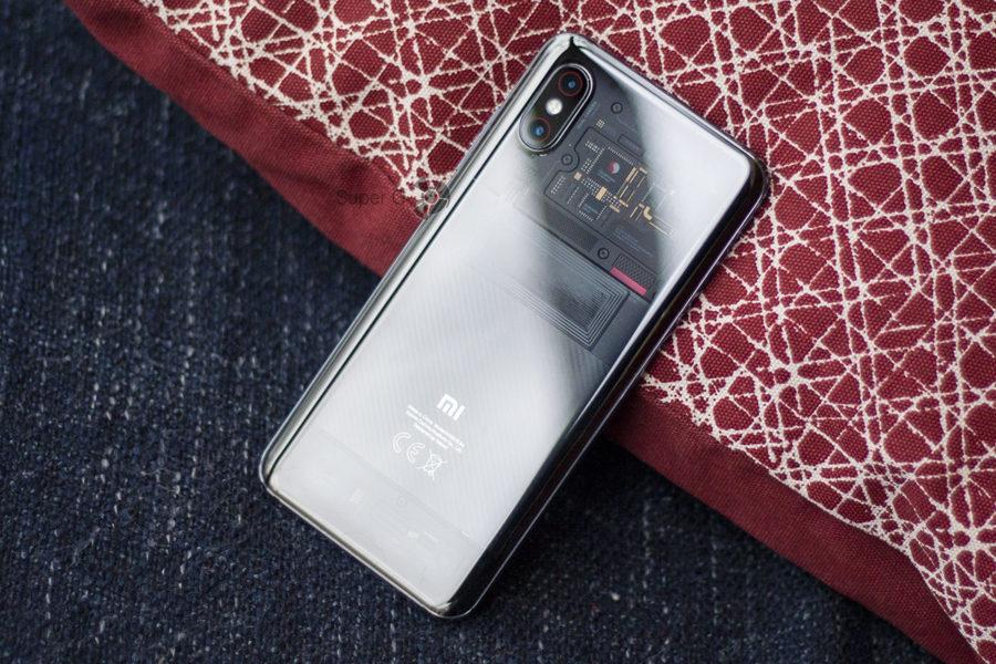 Купить Xiaomi Mi8 Pro
