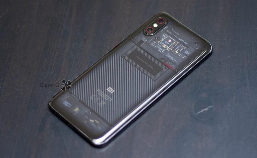 Аккумулятор Xiaomi Mi8 Pro