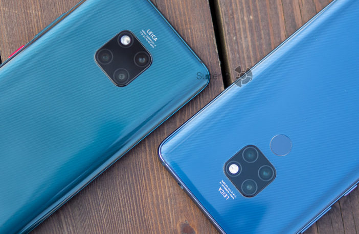 Сравнение камер Huawei Mate 20 Pro и Huawei Mate 20