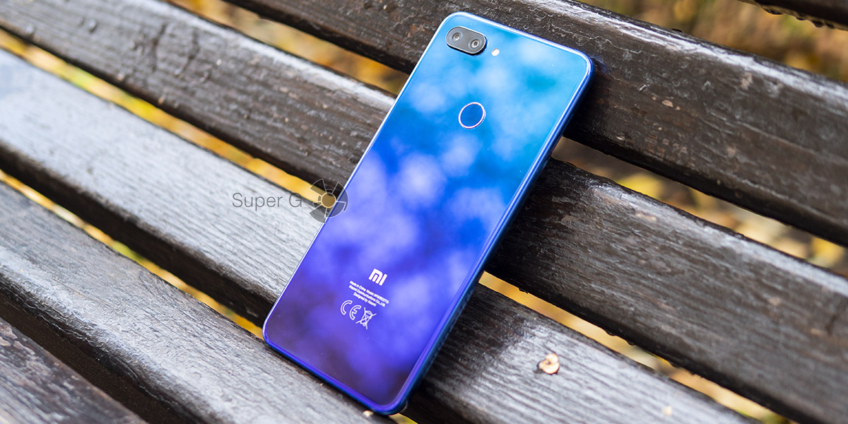 Обзор Xiaomi Mi8 Lite