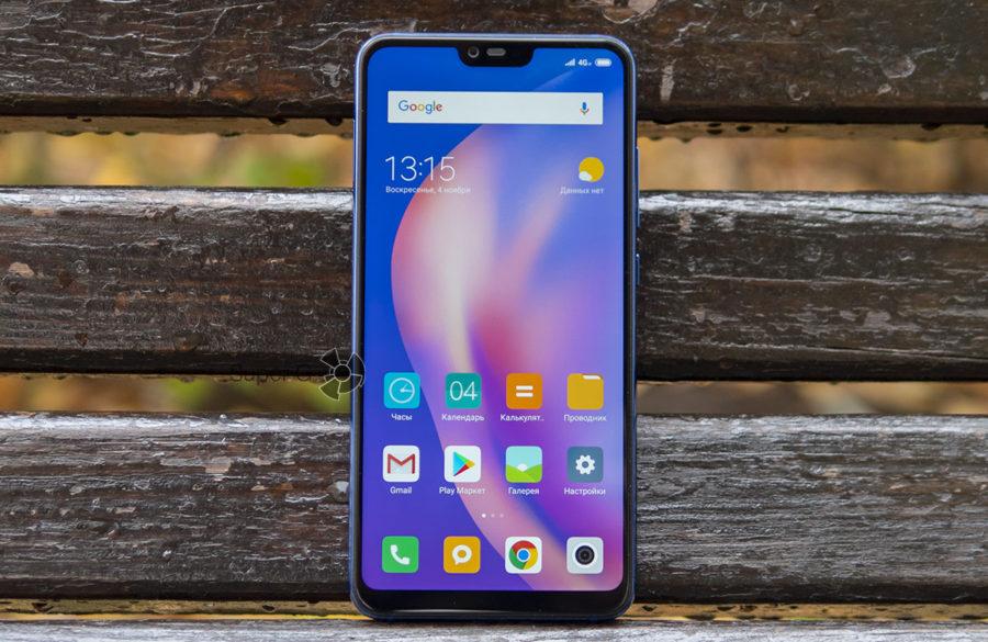 Экран Xiaomi Mi8 Lite