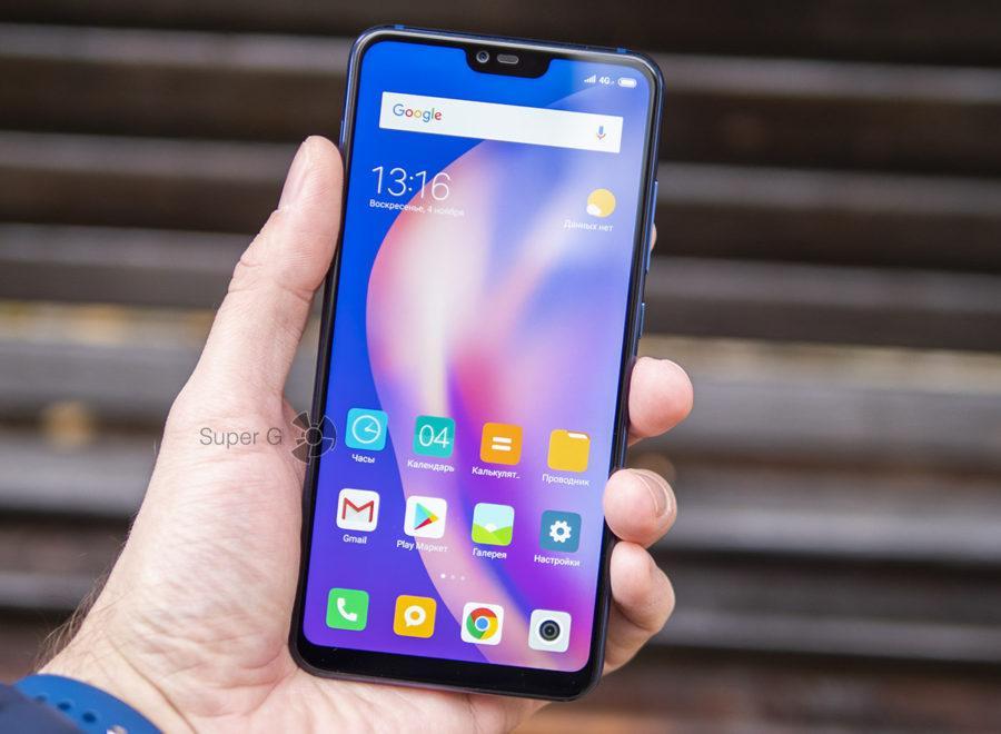 Купить Xiaomi Mi8 Lite в Москве