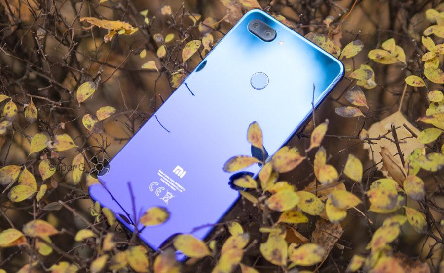 Xiaomi Mi8 Lite разблокировка