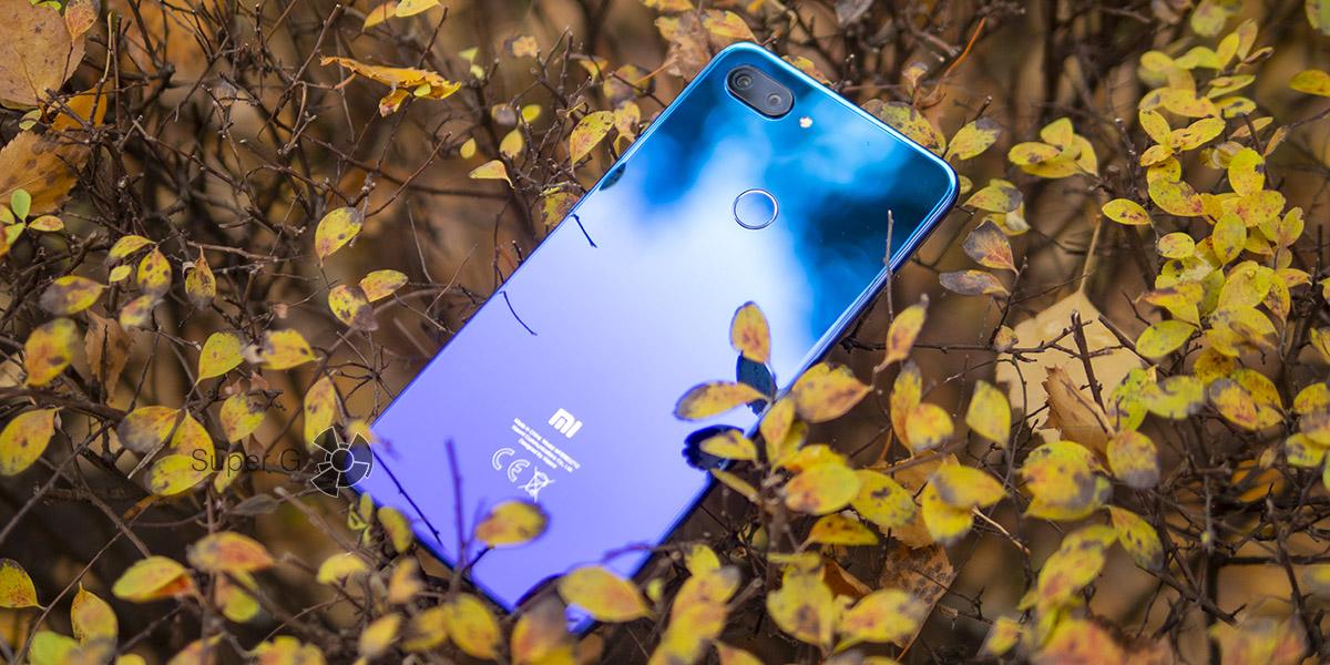 Отзывы Xiaomi Mi8 Lite