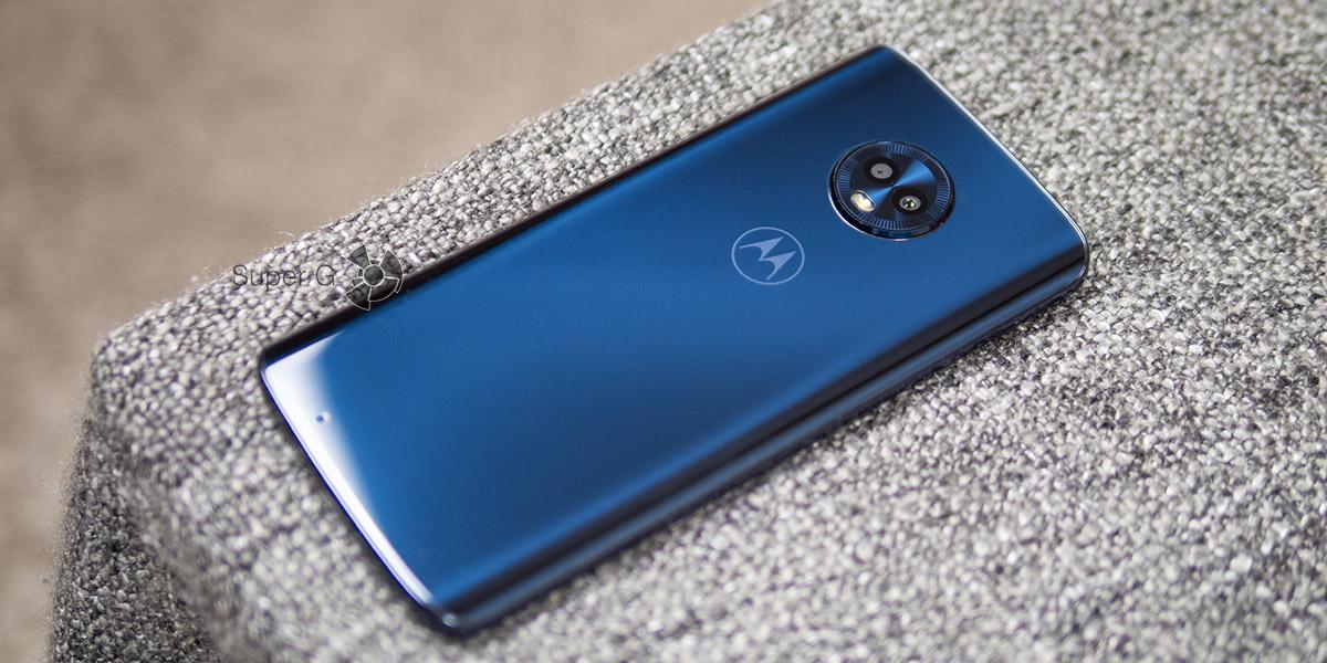 Обзор Motorola Moto G6