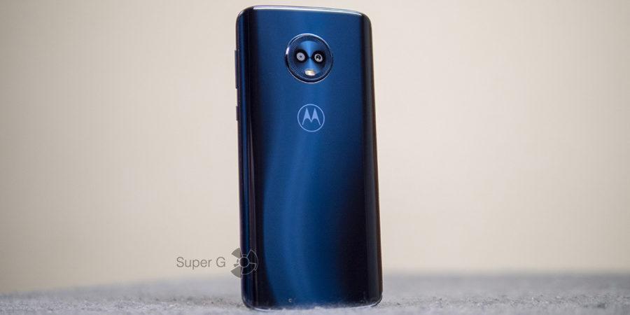 Отзывы Motorola Moto G6