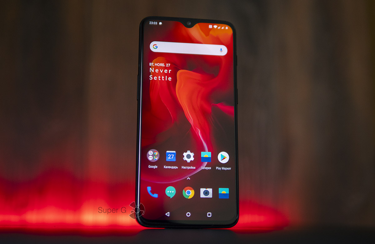 Дата OnePlus 6T