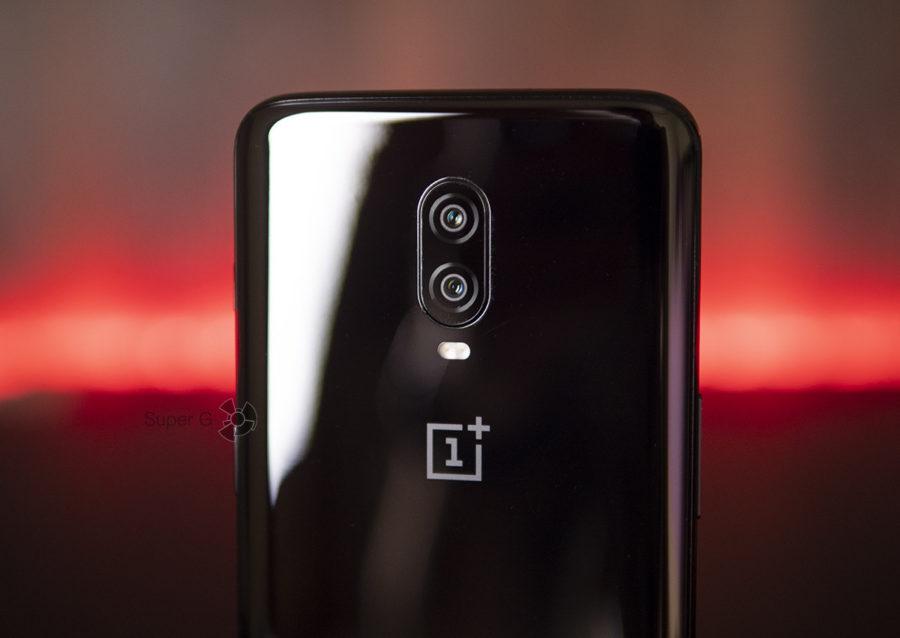Камеры OnePlus 6T