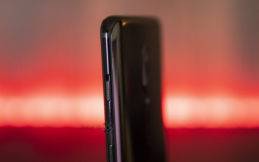 Переключатель в беззвучный режим OnePlus 6T
