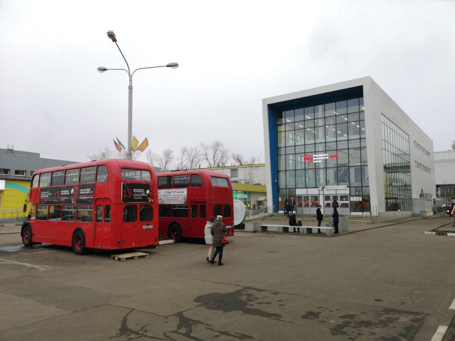 Huawei P20 Pro - тест съёмки на улице (2)