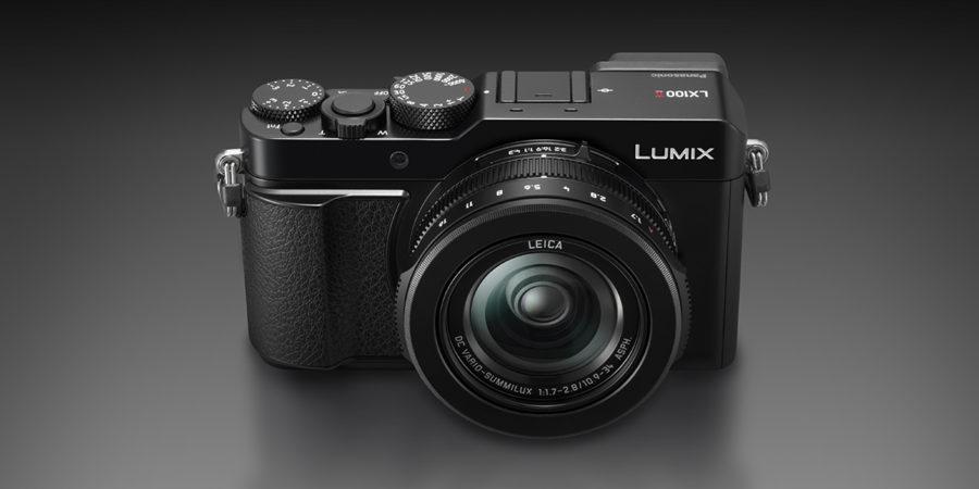 Дизайн Panasonic LUMIX LX100M2