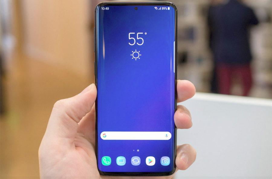 Samsung Galaxy S10 SM-G970F
