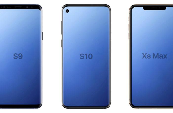 Samsung Galaxy S10+ стал самым быстрым Android-смартфоном