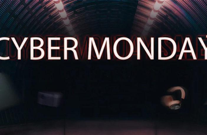 Понедельники бывают разные, например, кибер!