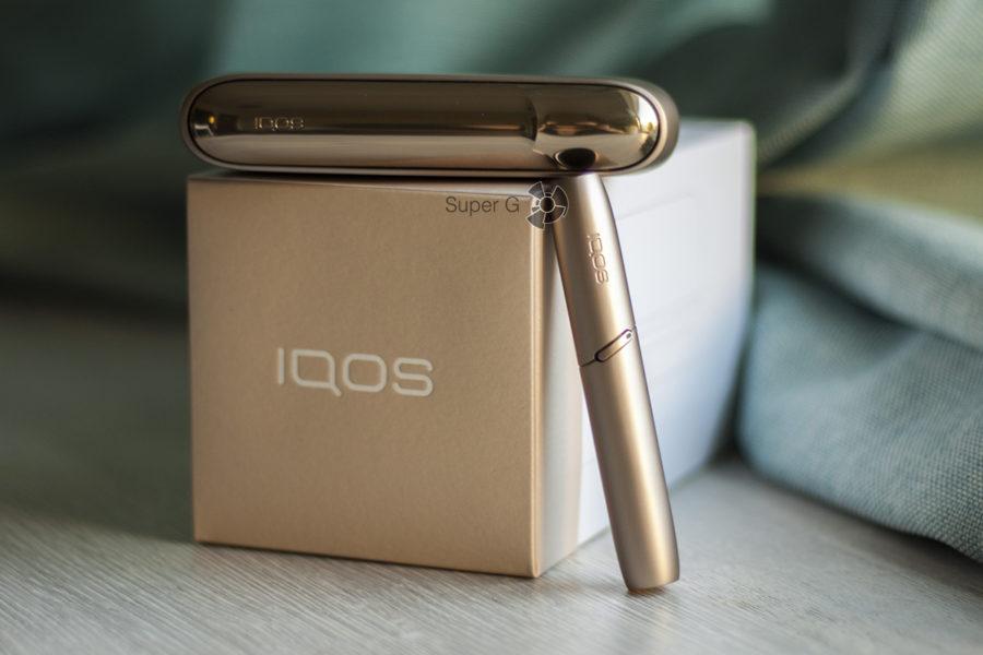 New IQOS 3