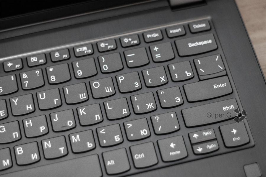 Клавиатура Lenovo Yoga 530