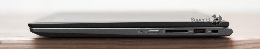 Толщина Lenovo Yoga 530