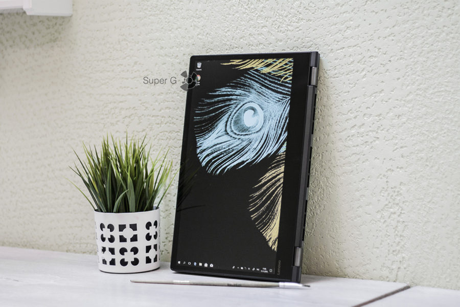 Планшетный режим Lenovo Yoga 530