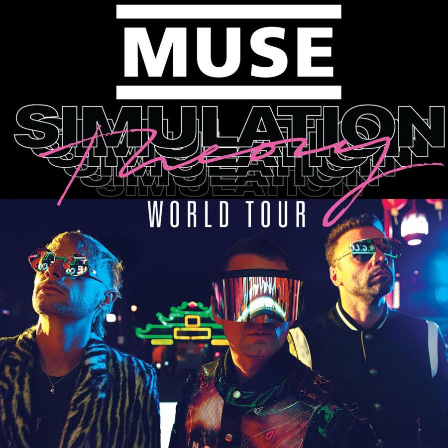 Концерт Muse в Москве 2019