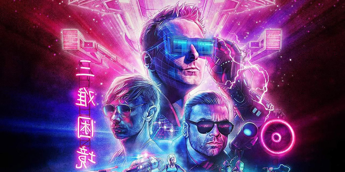 Het Kader Van Hun Simulation Theory – Amir Photo