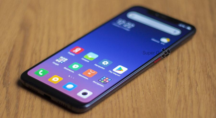 Обзор Xiaomi Mi8 Pro