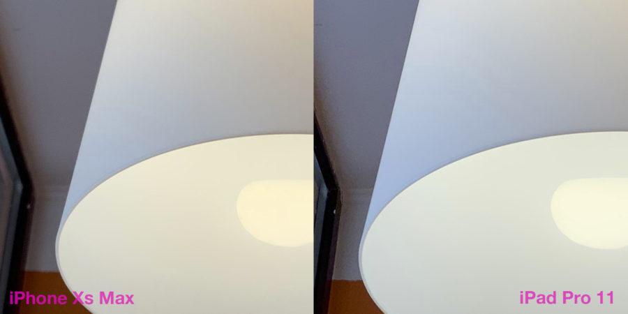 Сравнение камер iPad Pro 11 и iPhone Xs Max (3)