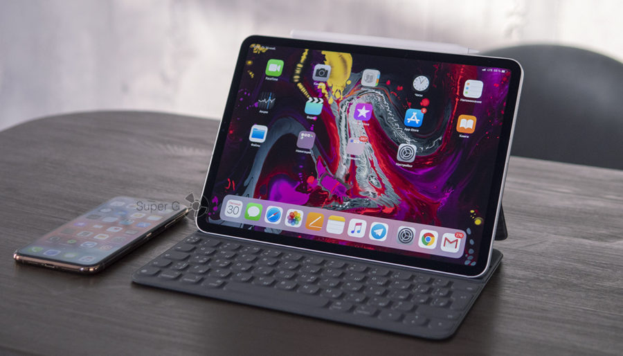 Планшет Apple iPad Pro 11 512 гб