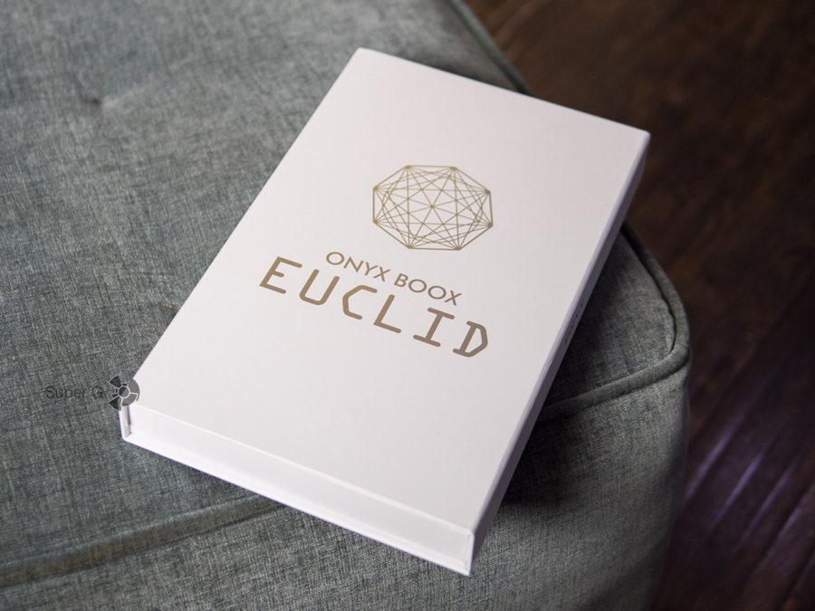 Распаковка ONYX BOOX Euclid