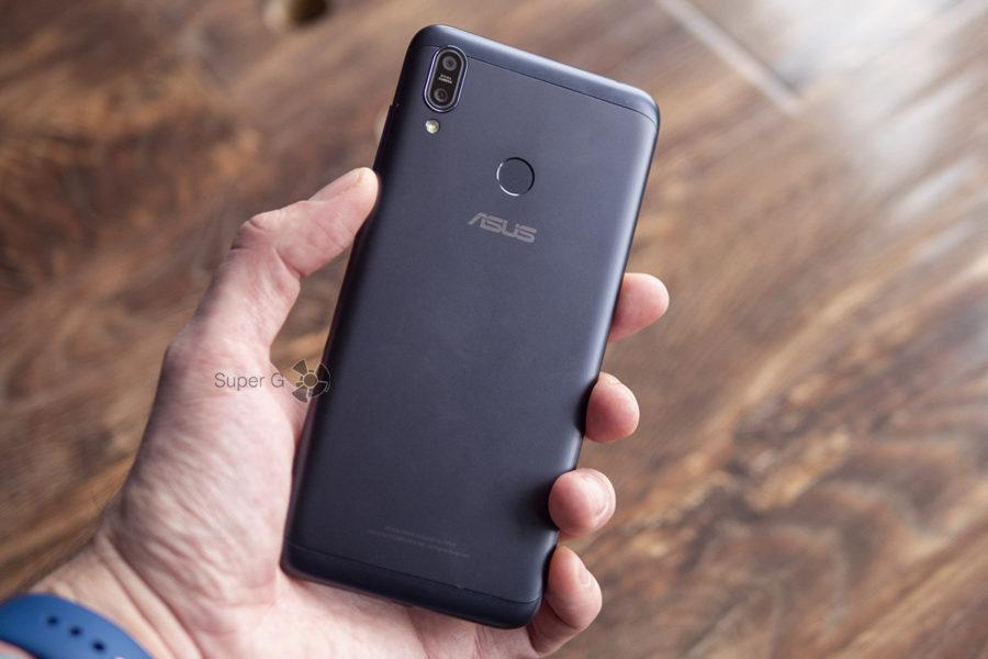 Смартфон Asus Zenfone Max (M2)