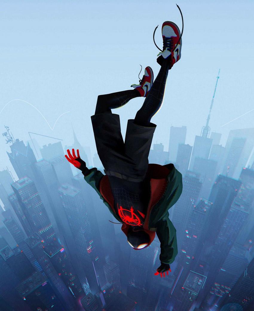 Человек-паук - Через вселенные
