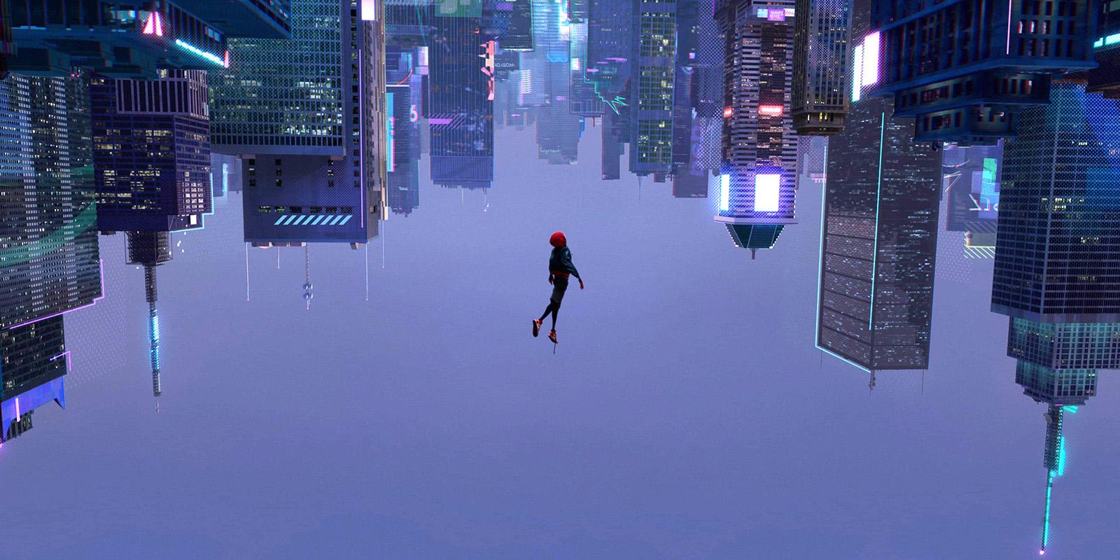 Спойлернём? Человек-паук - Через вселенные