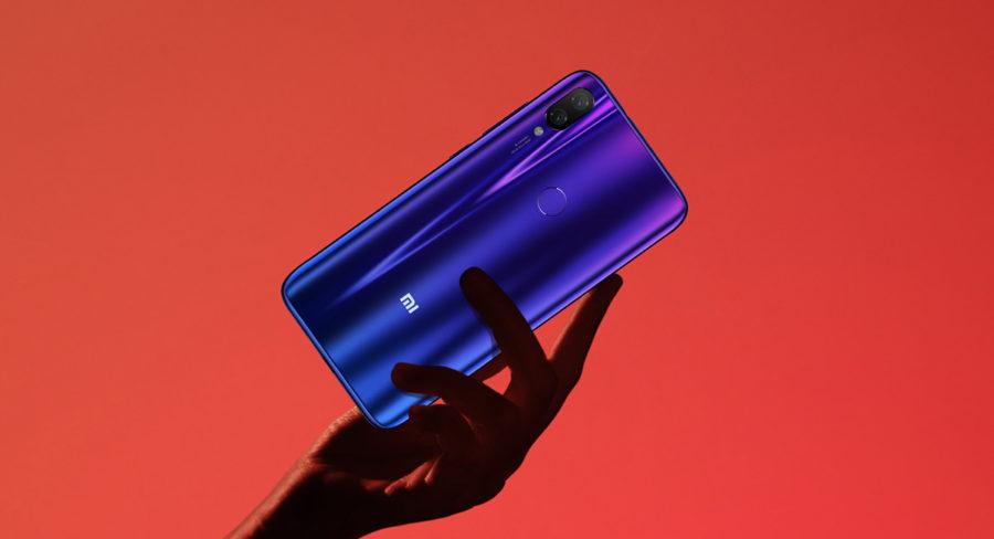 Xiaomi Play короткий обзор