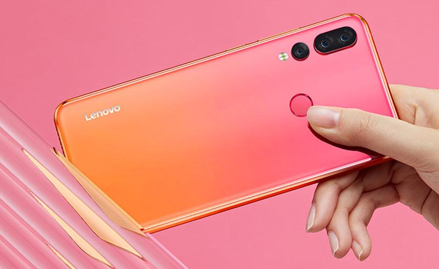Камеры Lenovo Z5s