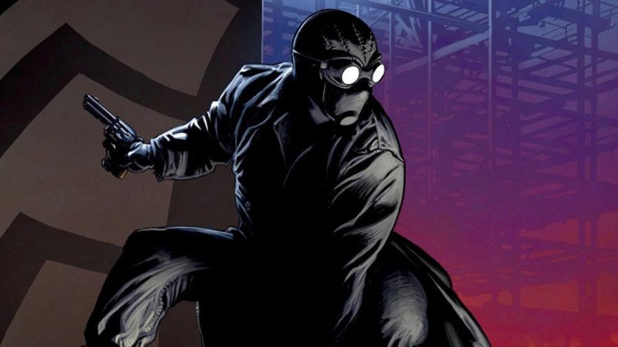 Николас Кейдж в роли Человека-паука нуар