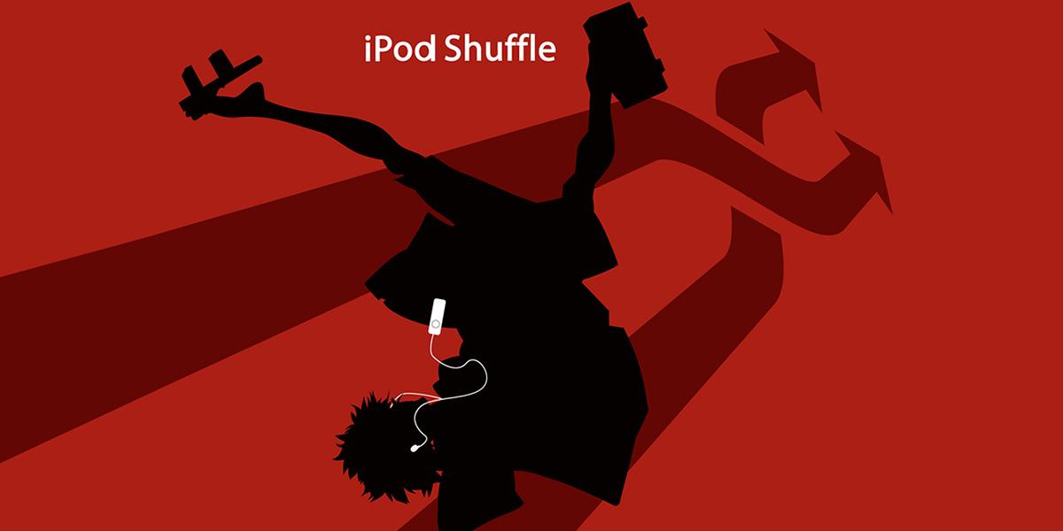iPod Shuffle - история легендарного плеера