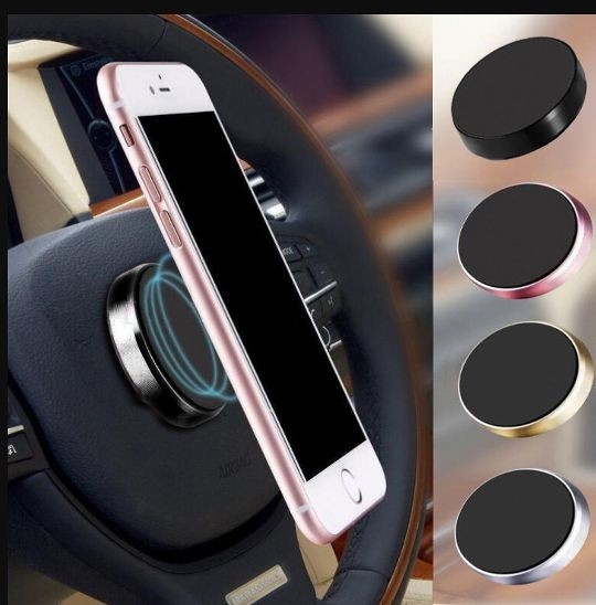 Магнитный держатель для телефона в авто купить