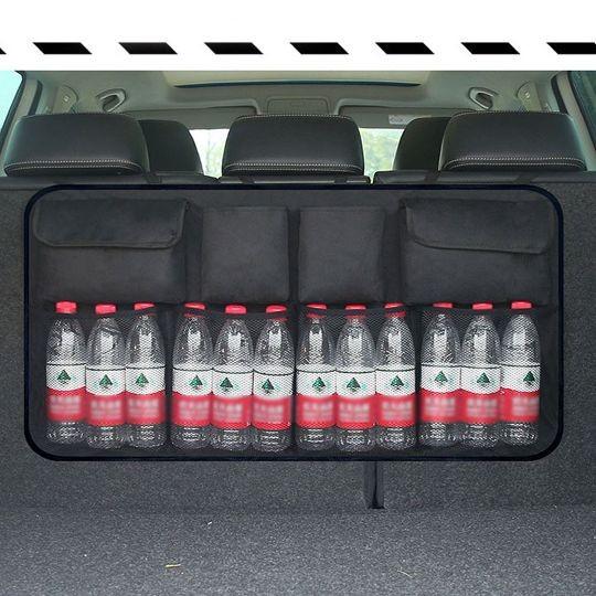 Сумка с отделениями в багажник джипа или паркетника