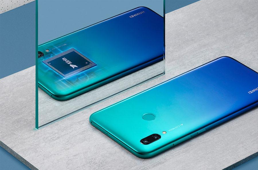 Huawei P Smart 2019 смартфон