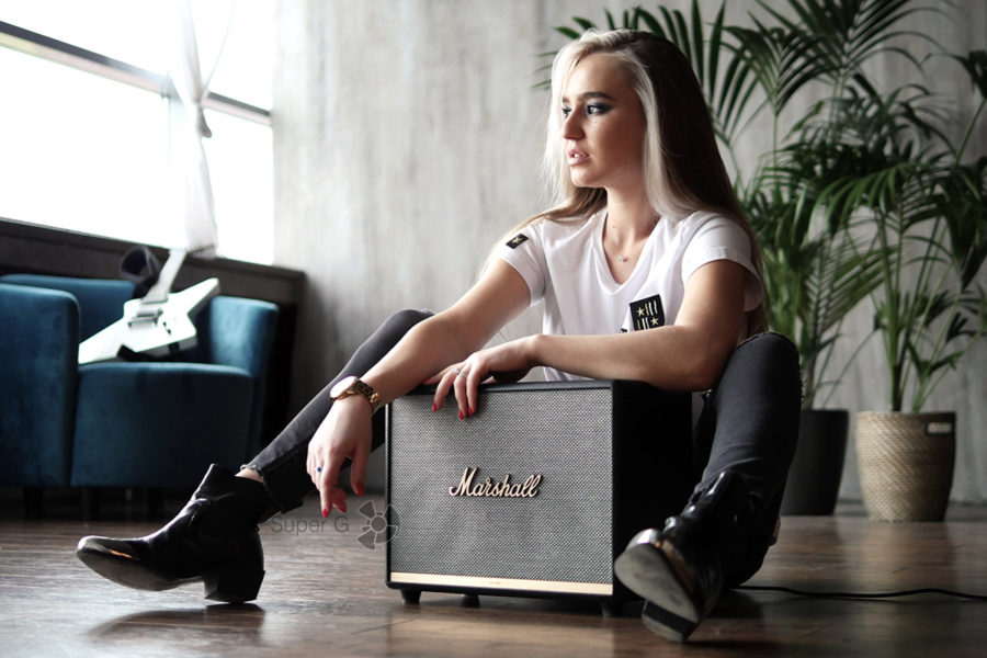 Купить Marshall Woburn II Bluetooth в Москве